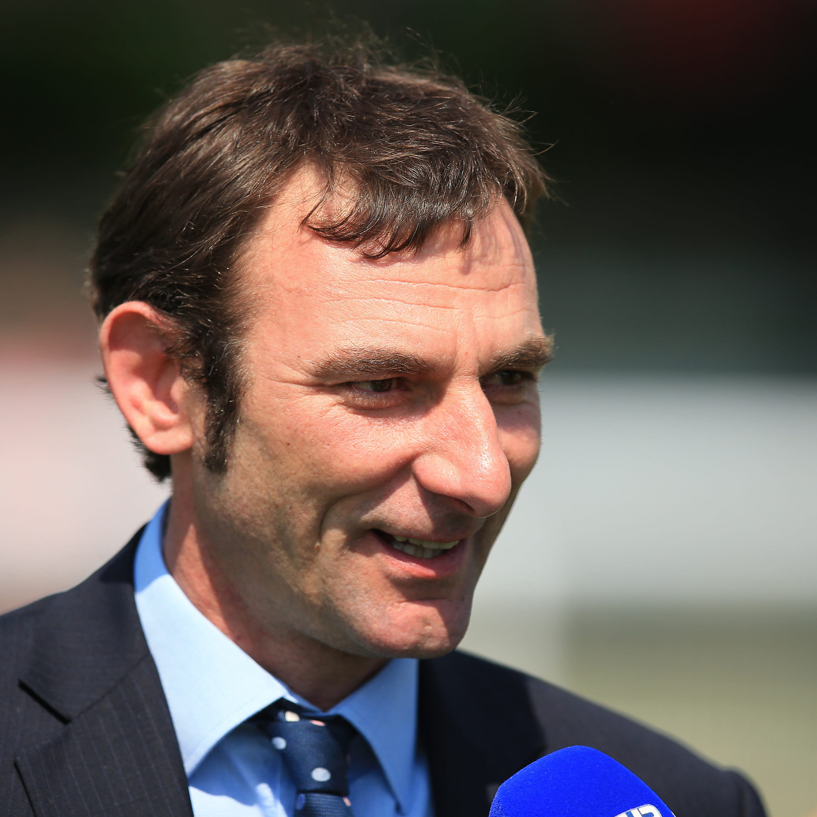 Trainer Paul Midgley is triple-handed in the Scottish Sprint Cup