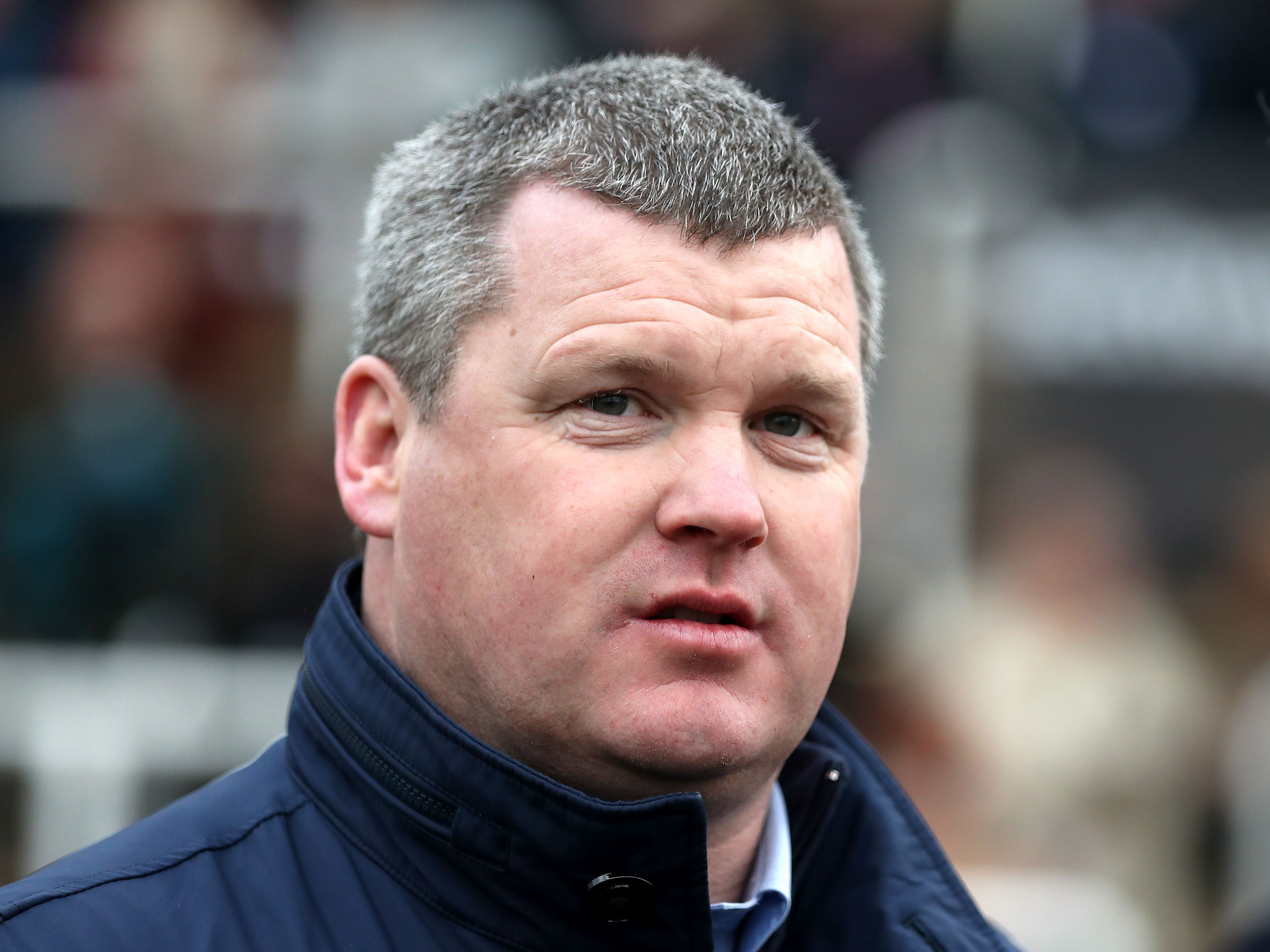 Gordon Elliott has picked up another exciting recruit in Hollymount (Simon Cooper/PA)