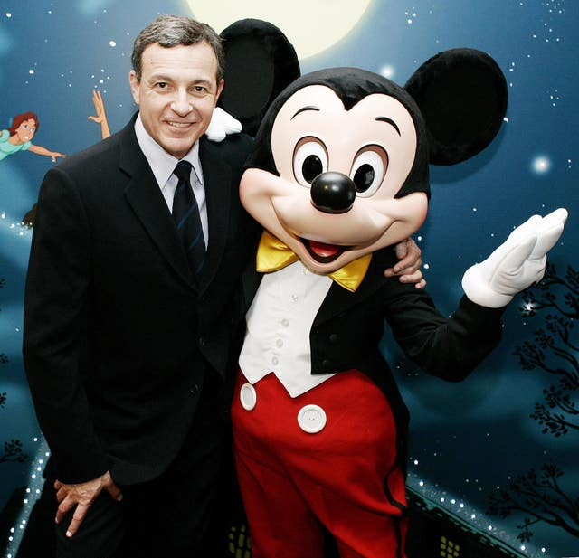Walt Disney CEO Robert Iger