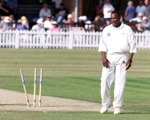 Devon Malcolm took 128 Test wickets for England (Nick Potts/PA)