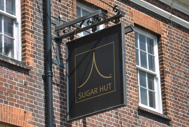 Sugar Hut in Brentwood, Essex