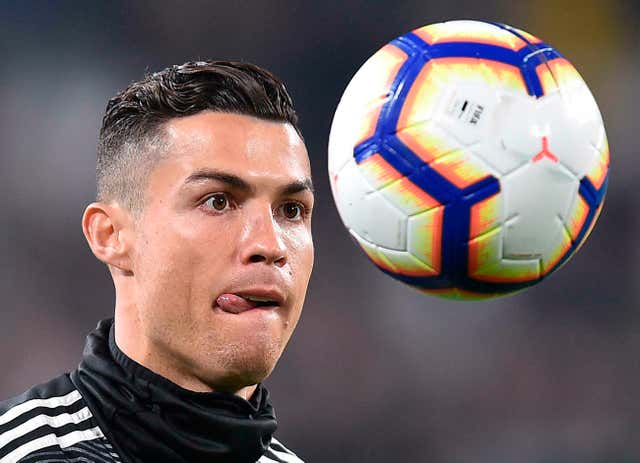 Cristiano Ronaldo is on the brink of the league title in his first season with Juventus