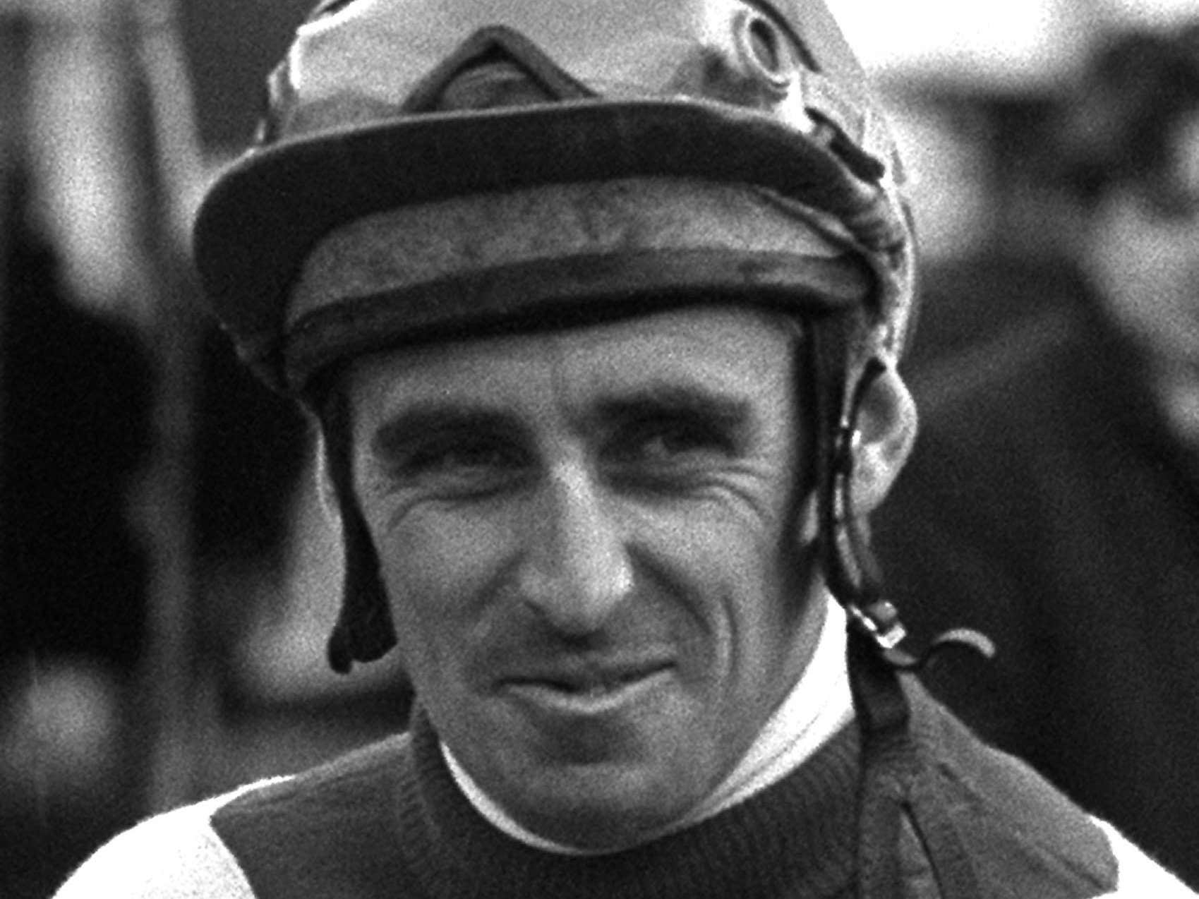 Stan Mellor, the first jump jockey to ride 1,000 winners, has died at the age of 83 (PA)