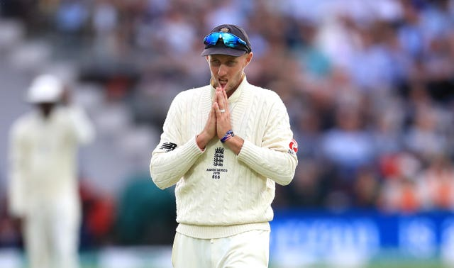 Joe Root was proud of his team's efforts at Lord's