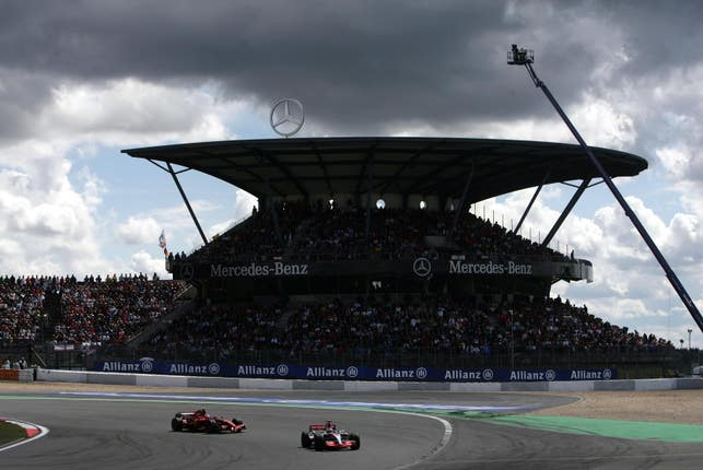 A Closer Look At Nurburgring Portimao And Imola As Three New F1 Races Are Added Bt Sport