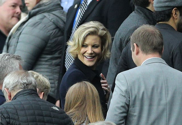 Amanda Staveley is involved in the takeover