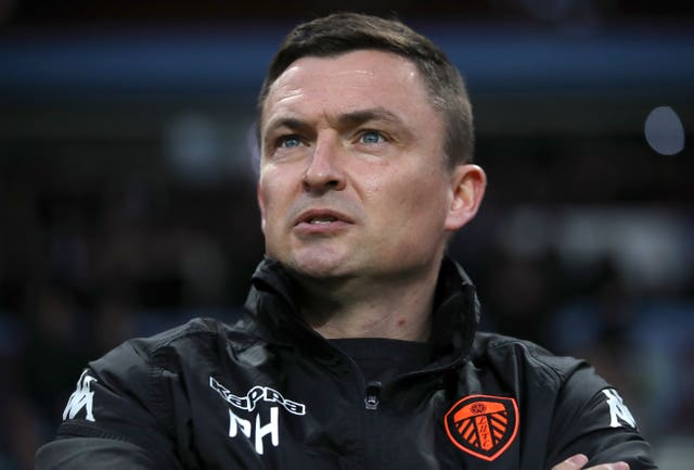 Paul Heckingbottom came and went