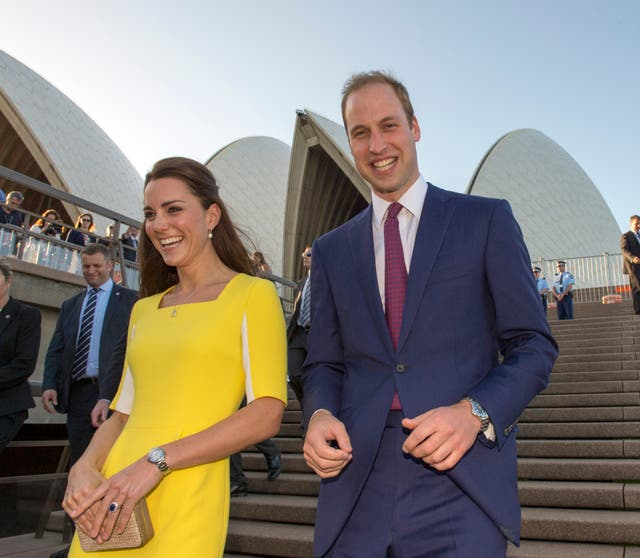 Royal visit to Australia