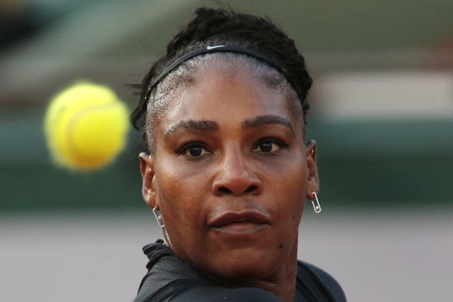 Serena Williams missed out on the top 100