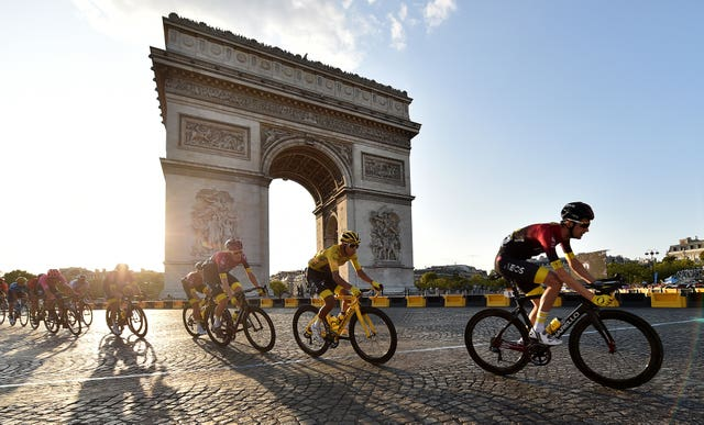 Tour de France file photo