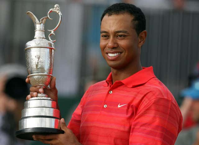 Woods last won the Open Championship in 2006 at Royal Liverpool