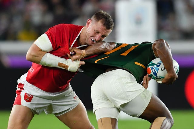 Parkes' international career with Wales looks set to be over