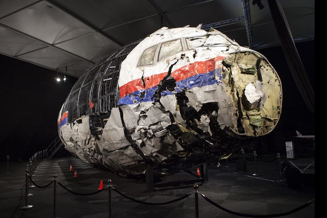 MH17 crash investigation