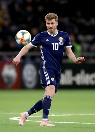 Stuart Armstrong is hoping to feature