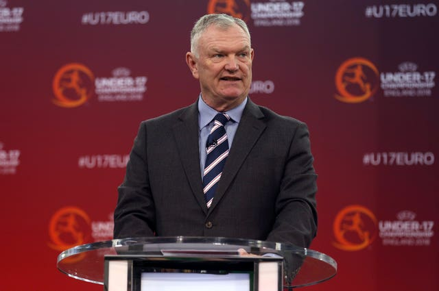 FA chairman Greg Clarke announced the feasibility study in August