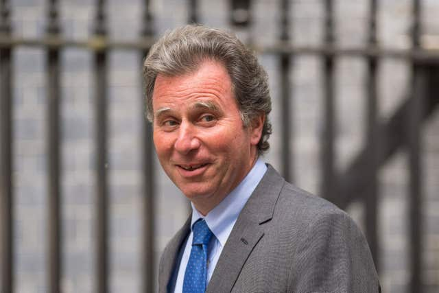 Sir Oliver Letwin (Dominic Lipinski/PA)
