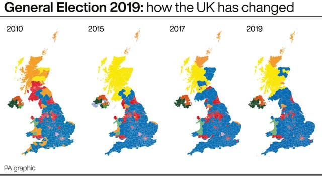 General Election 2019: how the UK has changed
