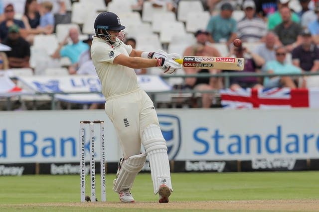 Denly is keen to lay a platform for England's other batsmen such as Joe Root