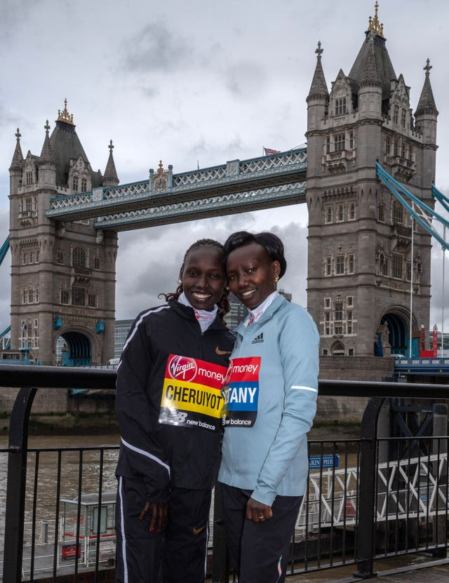 2019 Virgin Money London Marathon – Preview Press Conference – Day Two – Tower Hotel