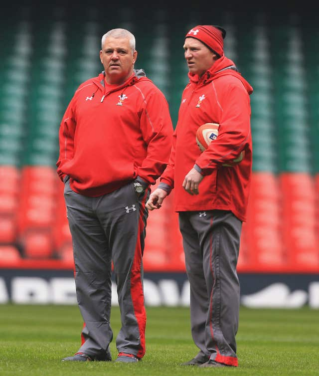 Warren Gatland's Wales are on an 11-match winning streak
