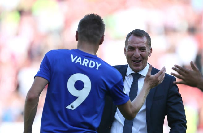 The likes of Leicester - under manager Brendan Rodgers - have emerged as top-six contenders this year.