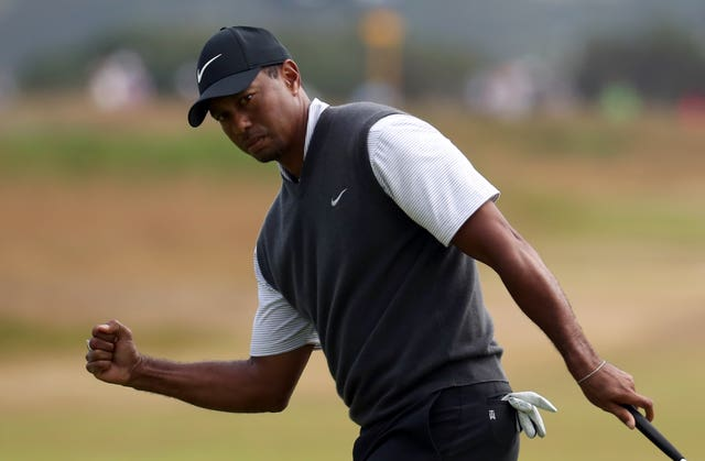 Woods said he would be keen to play in next year's Olympics