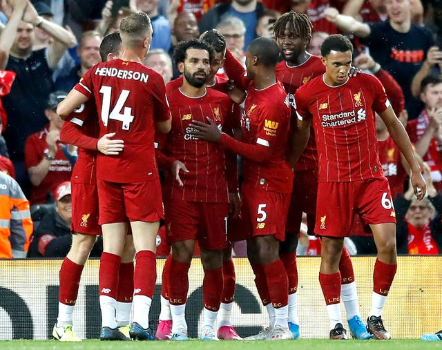 Liverpool began their Premier League campaign with an impressive win over Norwich