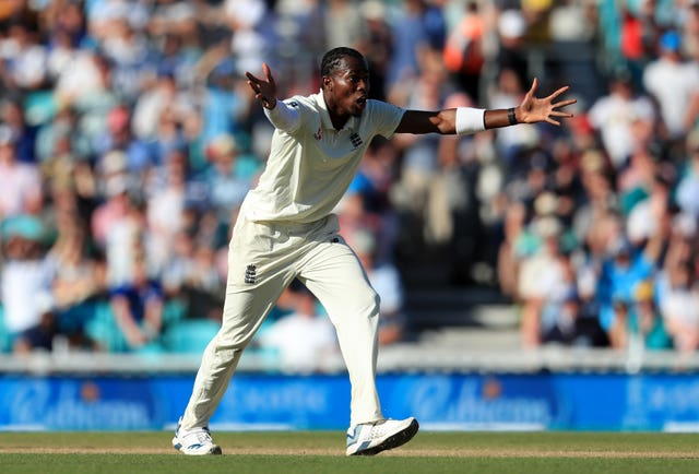 Jofra Archer is currently on England duty in South Africa