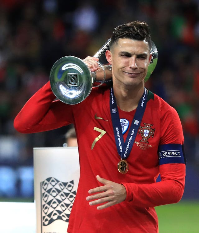 Cristiano Ronaldo and Portugal lie in wait for the Republic of Ireland