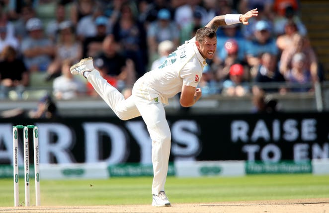 James Pattinson is one of the bowlers Australia are trying to manage
