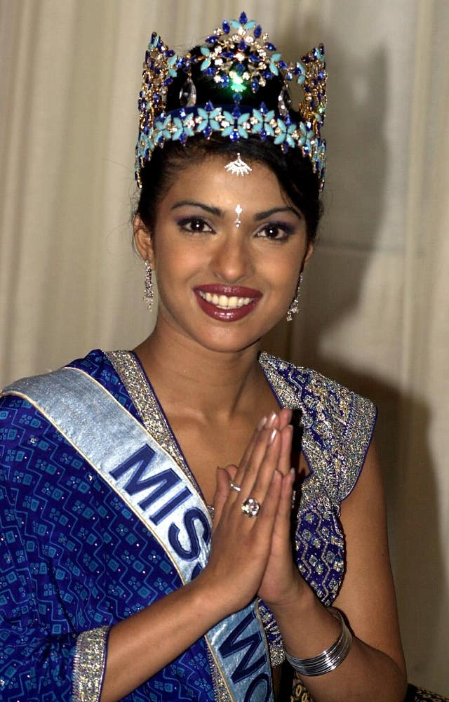 Miss India Miss World 2000 winner