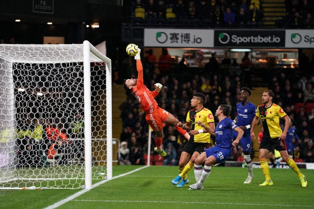 Ben Foster made several fine saves and was denied a goal with the last action of the game