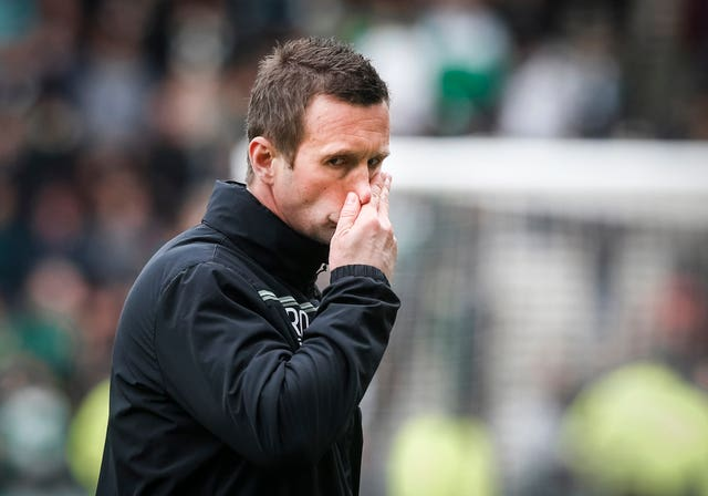 Former Celtic boss Ronny Deila was ousted from the Parkhead hot seat after losing to Rangers at Hampden