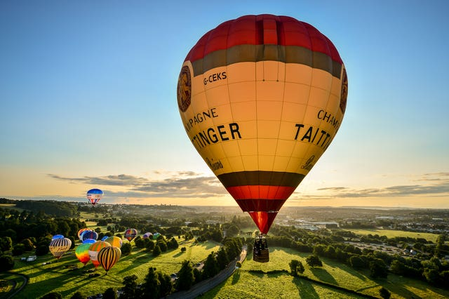 Bristol International Balloon Fiesta 2020