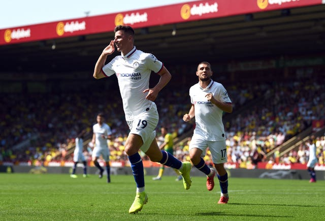 Mason Mount has been rewarded for his fine start to the season with Chelsea with a call-up