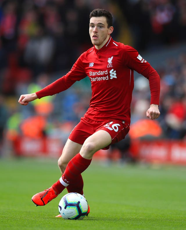 Andy Robertson File Photo