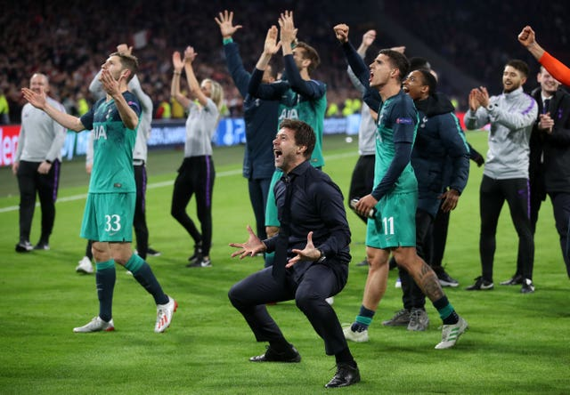 Tottenham had some memorable moments under former boss Mauricio Pochettino