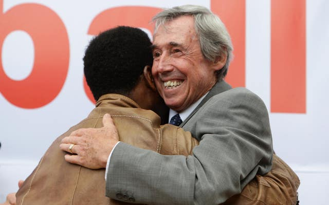 Gordon Banks and Pele were good friends