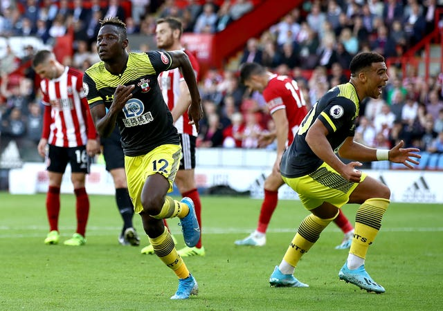 Sheffield United v Southampton – Premier League – Bramall Lane