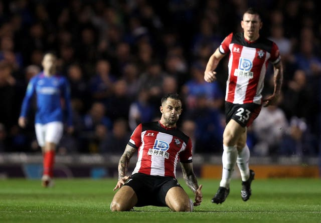 Portsmouth v Southampton – Carabao Cup – Third Round – Fratton Park