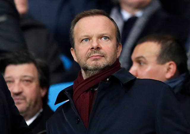 Manchester United executive vice-chairman Ed Woodward said the club is monitoring the situation