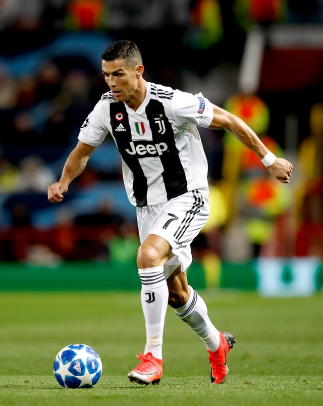 Manchester United v Juventus – UEFA Champions League – Group H – Old Trafford