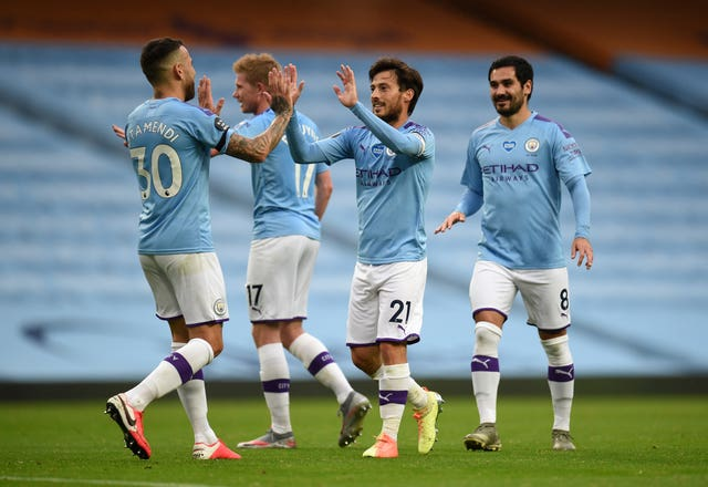 City maintained their high intensity as they thrashed Newcastle 5-0 in midweek