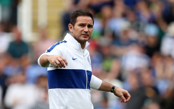 Klopp has praised Frank Lampard for the work he has done with Chelsea already