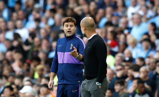 Manchester City v Tottenham Hotspur – Premier League – Etihad Stadium