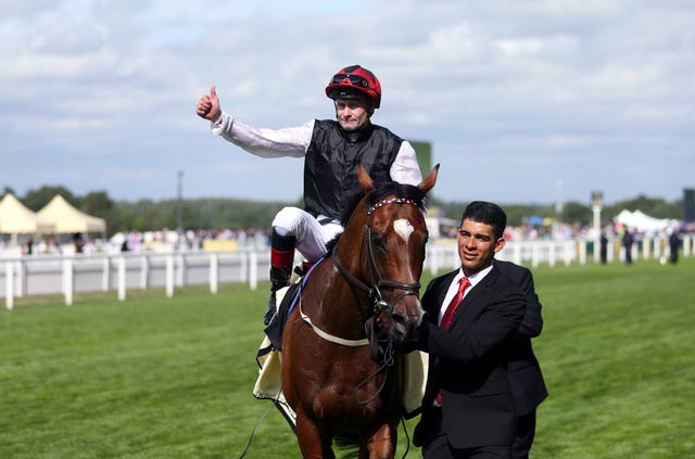 Free Eagle was a big favourite of Pat Smullen and Dermot Weld