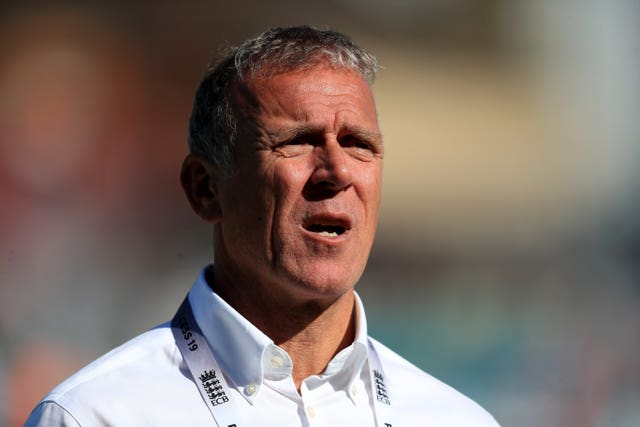 Alec Stewart is the current director of cricket at Surrey (Mike Egerton/PA)