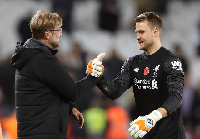 Liverpool manager Jurgen Klopp had wanted goalkeeper Simon Mignolet to remain at the club