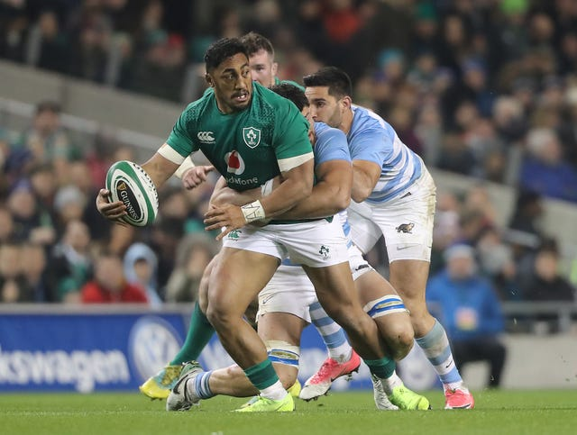Bundee Aki is expected to be fit