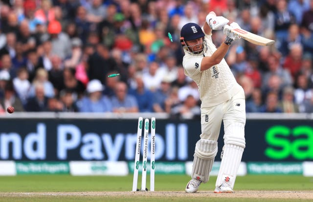 Jonny Bairstow endured a lean run of form last summer (Mike Egerton/PA)